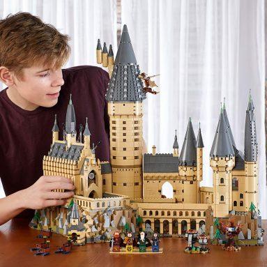 LEGO Harry Potter Hogwarts Castle 71043 Castle Model Building Kit
