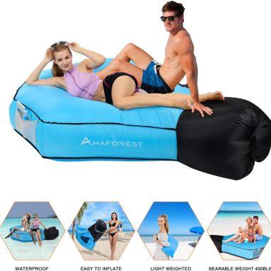 Inflatable Lounger Air Sofa Hammock