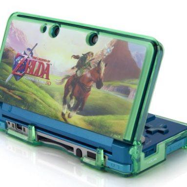 3DS Zelda Armor