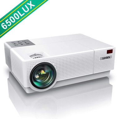 Cyber Monday: YABER Native 1920x 1080P Projector 6500 Lumens
