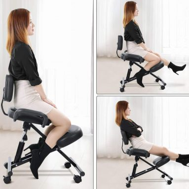 Ergonomic Kneeling Chair Home Office Chairs