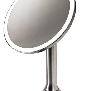 Sensor Activated Lighted Makeup Mirror