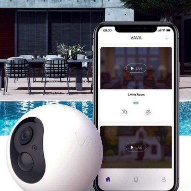 Security Camera Outdoor/Indoor | Wireless Home Security Cam System