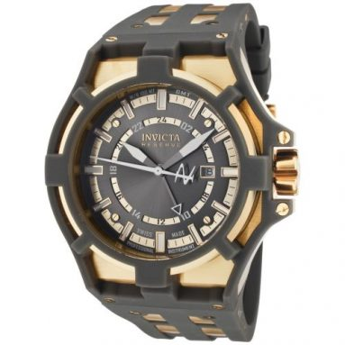Invicta Men's Reserve Collection Akula Polyurethane Watch