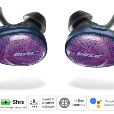 30% discount: Bose SoundSport Free Truly Wireless Sport Headphones