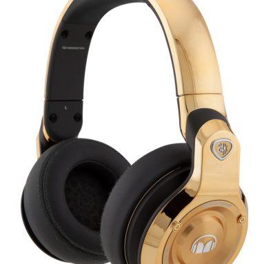 24K On-ear Headphones