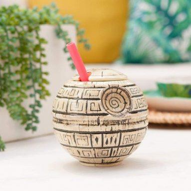 Tikis Star Wars Death Star Ceramic Mug