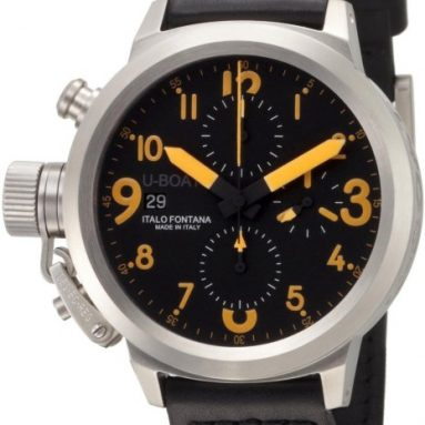 U-Boat Men's 1908 Flightdeck Watch