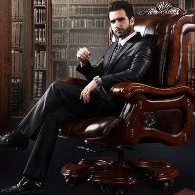 J.KM Boss Chair