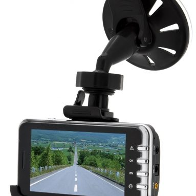 720p HD Car Dashcam