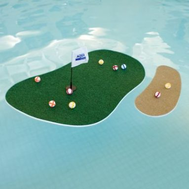 The Floating Golf Game