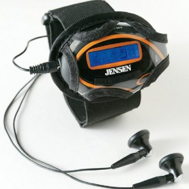 Jensen Mp3 Player