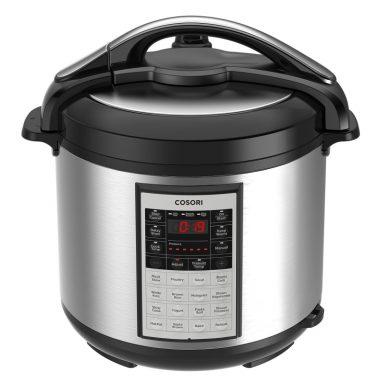 8-in-1 Multifunctional Programmable Pressure Cooker