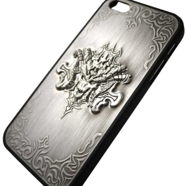 Special 3D Devil/Skull Hard Case Cover for iPhone 5