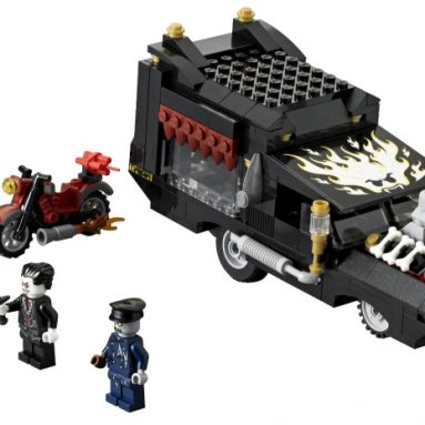 LEGO Monster Fighters The Vampyre Hearse