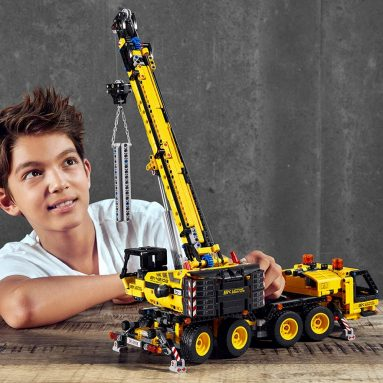 LEGO Technic Mobile Crane 42108 Building Kit