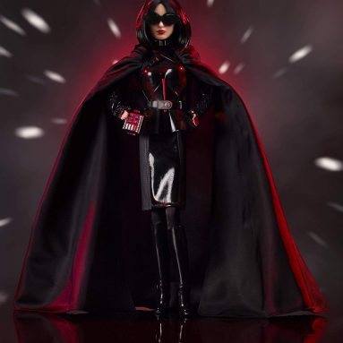 Barbie Star Wars Darth Vader x Doll