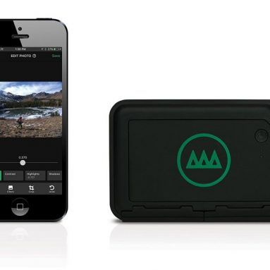 GNARBOX – Portable Backup & Editing System for Any Camera