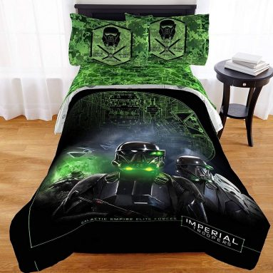 Star Wars Twin Bedding Set