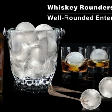 Whiskey Rounders Ice Ball Maker