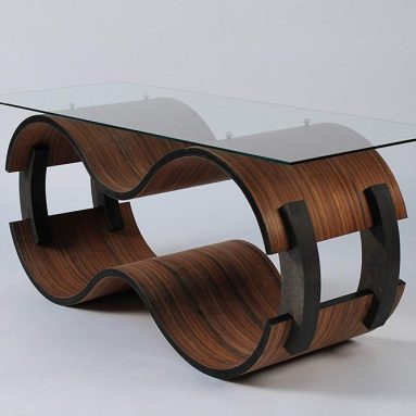 Infinity Curve Coffee Table