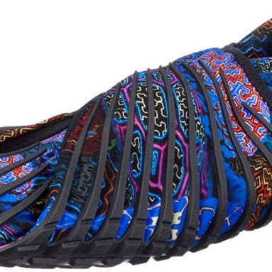 Vibram Men's and Women's Furoshiki Shipibo Sneaker