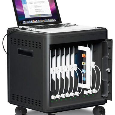 The Ten iPad Charging Bay