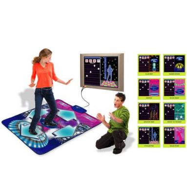 Dance Showdown Plug 'N Play TV Dance Game