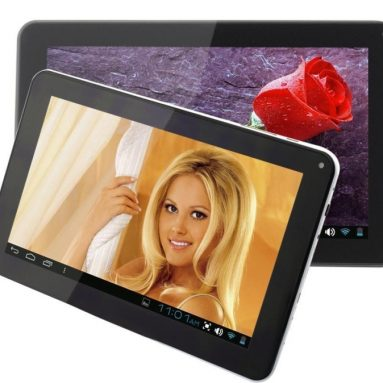 Tablet PC Google Android 4.0 Capacitive Multi-Touch Screen