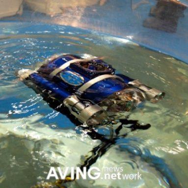compact marine robot DELTA-100R