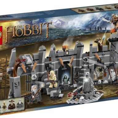 LEGO Lord of the Rings Dol Guldur Battle Building Kit