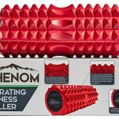 Phenom 3 Speed Vibrating Foam Roller