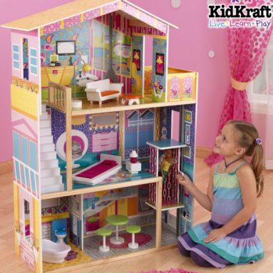 My Super Groovy Dollhouse