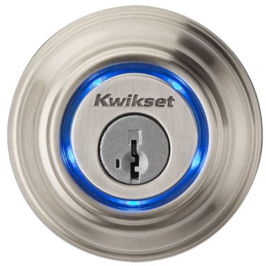 Bluetooth Enabled Deadbolt for iPhone 5