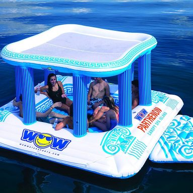 World of Watersports Parthenon Canopy Spa Island
