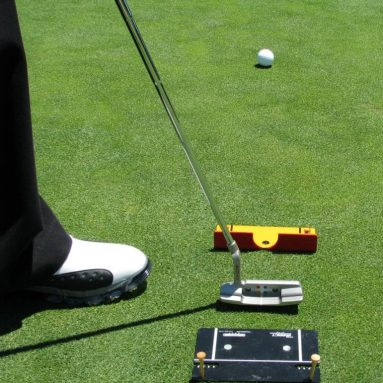 Golf Hank Haney's Putting Impact System