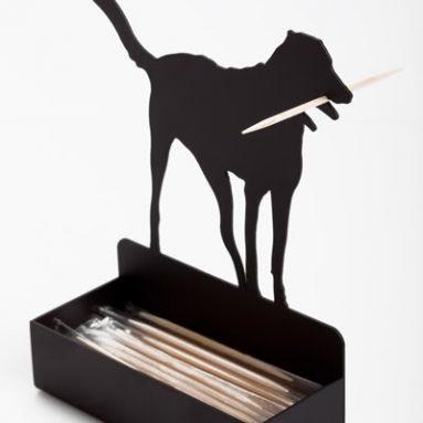 Toothpick dog