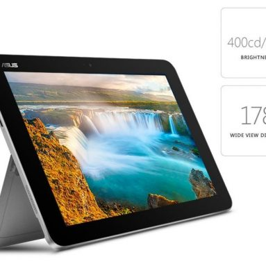 "ASUS 10.1"" 2-in-1 HD Touchscreen Transformer Laptop"