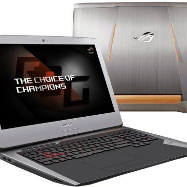 ASUS ROG 17-Inch Gaming Laptop
