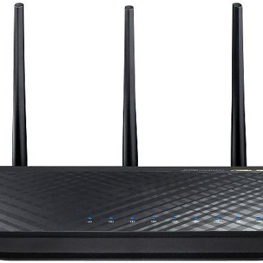 ASUS 802.11ac RT-AC66U Dual-Band Router