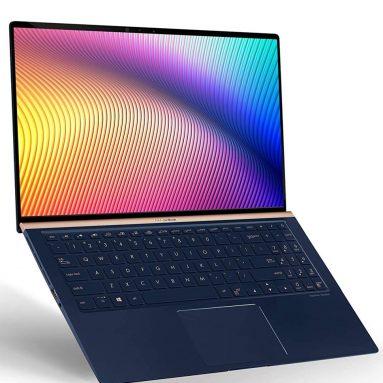 ASUS ZenBook 15 Ultra-Slim Compact Laptop