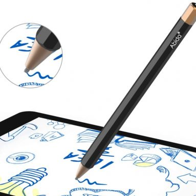 Abida Stylus for iPad, Touchscreen Pen with Fiber Fine Tip