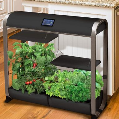 AeroGarden Farm Plus Hydroponic Garden
