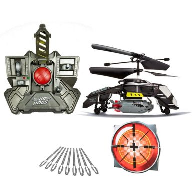 Air Hogs RC Megabomb Heli – Bomb Dropping RC Helicopter