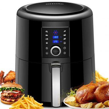 Airfryer Oven Oilless Cooker with Hot Air Circulation Tech
