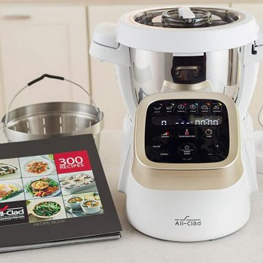 All-Clad Prep&Cook Cooking Food Processor