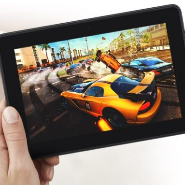 All-New Kindle Fire HDX 7″ Tablet