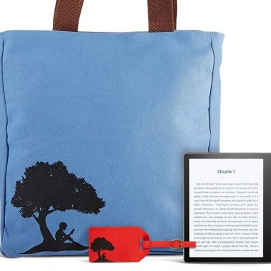 All-New Kindle Oasis Travel Bundle including Kindle Oasis 7″ E-Reader
