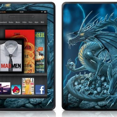 Decalgirl Kindle Fire Skin – Abolisher