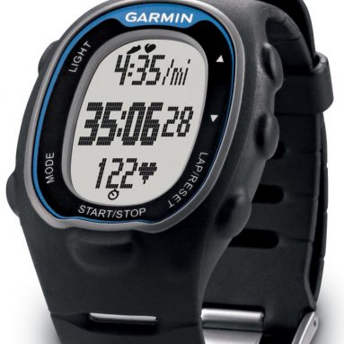 Garmin Fitness Watch with Heart-Rate Monitor